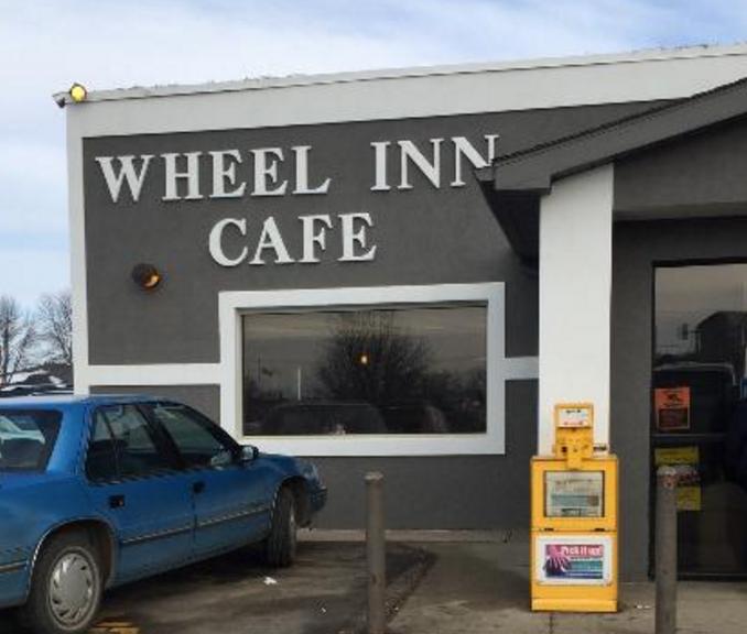 7. Wheel Inn Cafe - Watertown