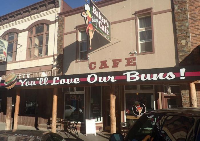 3. Baker's Bakery & Cafe - Custer