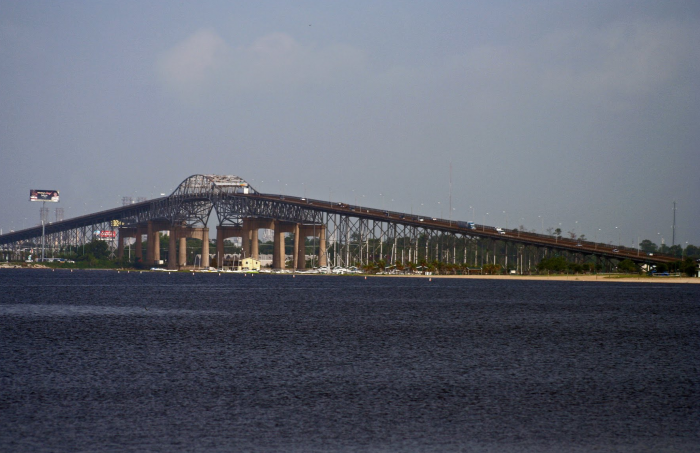 So what do you think about using this bridge in Louisiana?