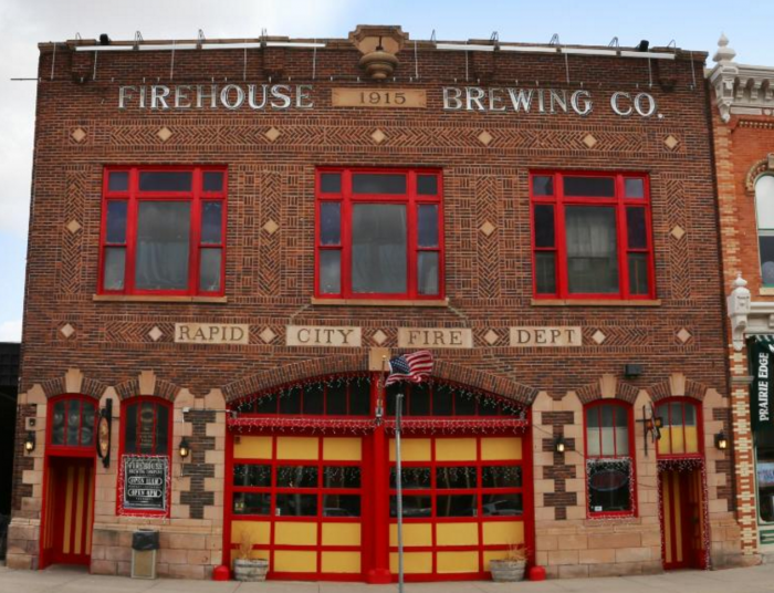 2. Firehouse Brewing Co. - Rapid City
