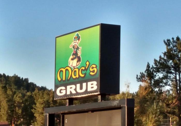 5. Mac's Grub - Hill City