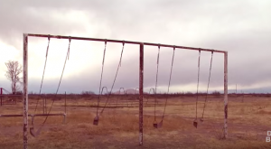 What This Footage At An Abandoned New Mexico School Shows Is Truly Eerie
