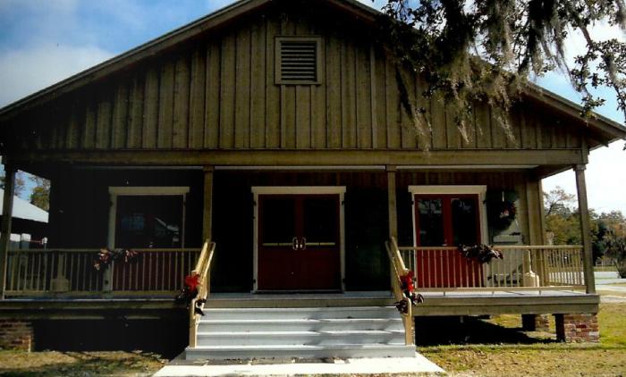 8) Isleno Cultural Center, 1345-1357 Bayou Rd, St. Bernard, LA