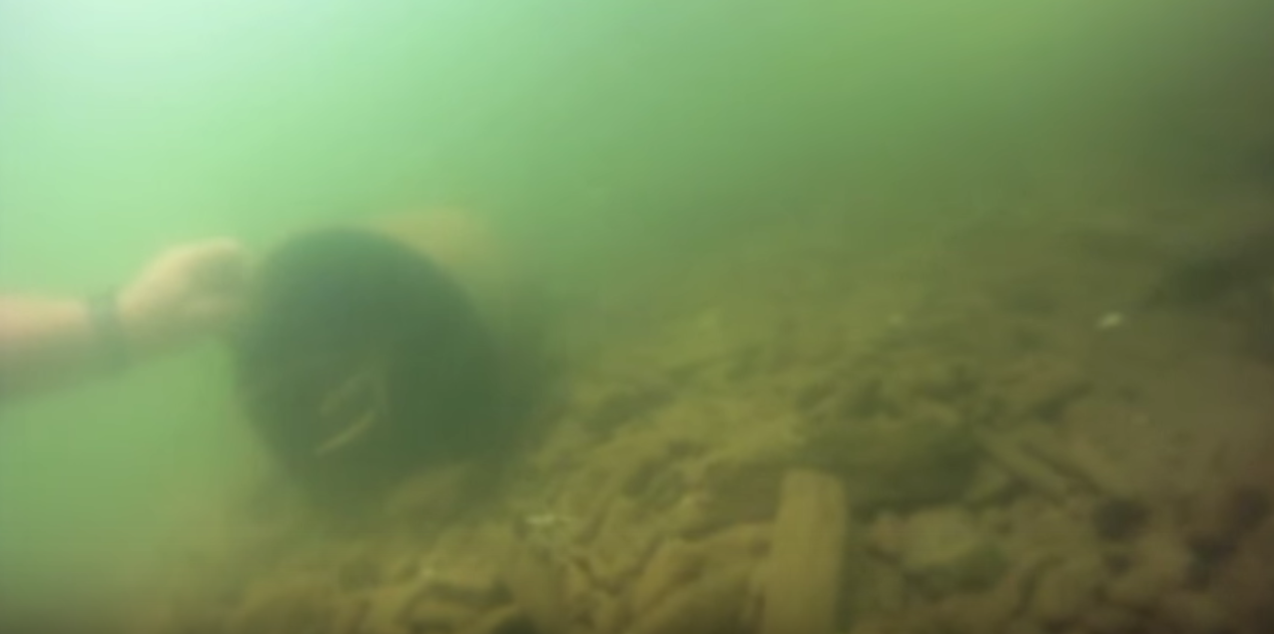 The Ghost Town Of Monroe Could Be Hiding Underwater In