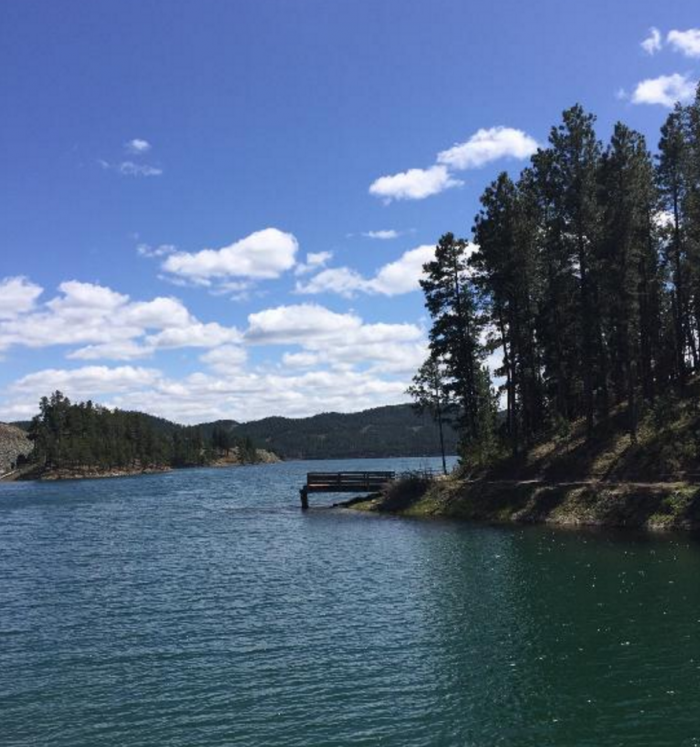 3. Pactola Lake - Rapid City