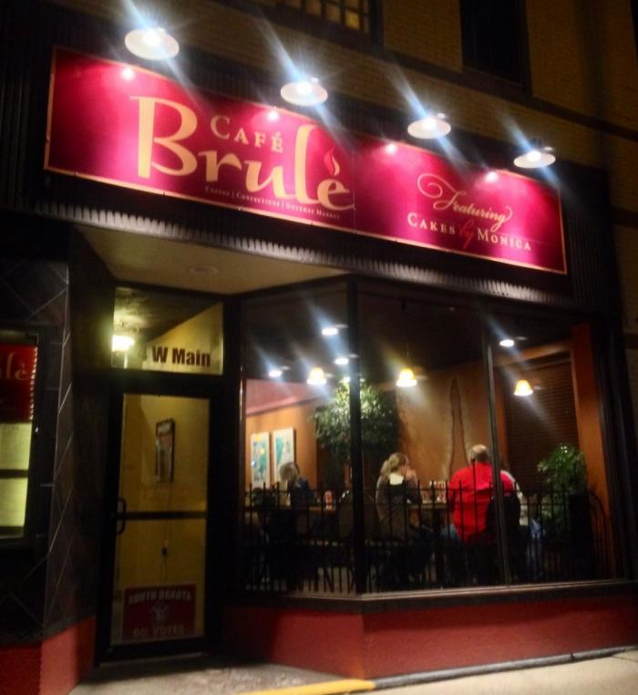 7. Café Brulé - Vermillion