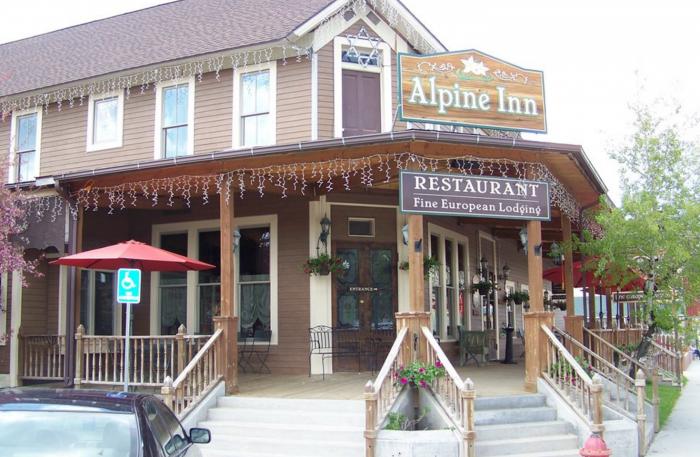 10. Alpine Inn - Hill City