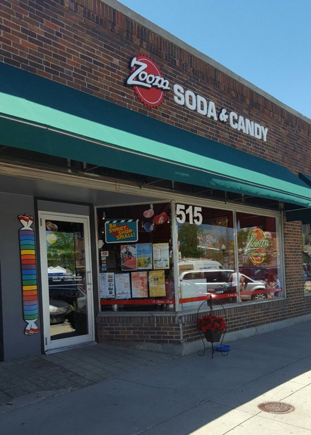 6. Zoom Soda & Candy - Rapid City
