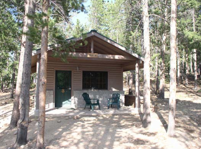 And don't forget to stake your claim on one of their cabins, yurts, and guest houses, which can be reserved up to six months in advance. More Info