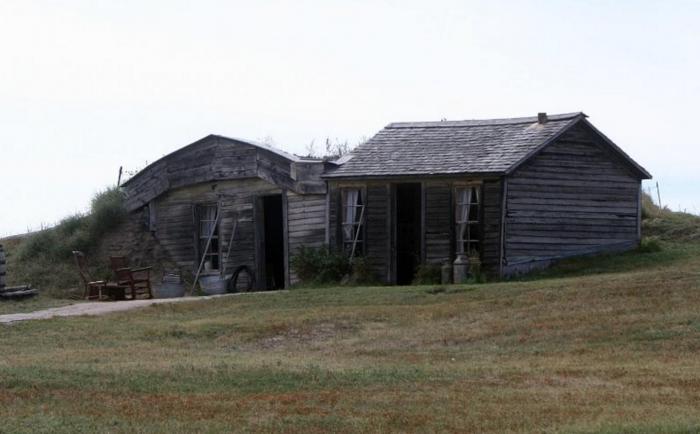 3. Prairie Homestead Historic Site - Philip
