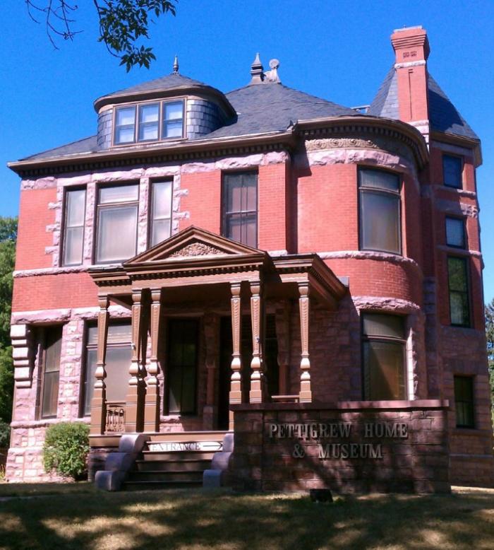 4. Pettigrew Home & Museum - Sioux Falls