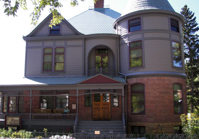 1. Adams House - Deadwood