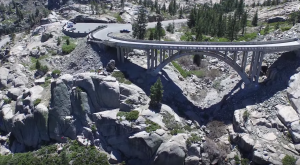 This Drone Footage Of A Historic Abandoned Railroad Is Painfully Beautiful