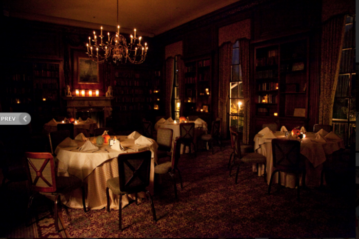 Marvelous Dining In The Dark