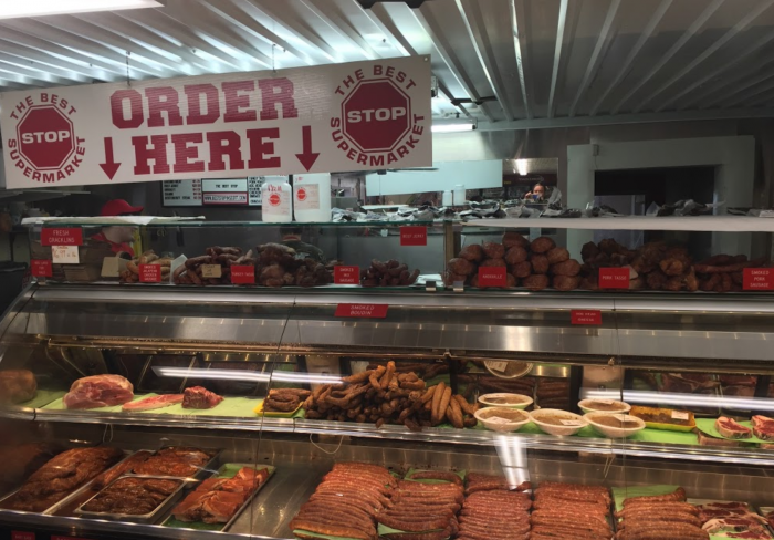 They also have a wide variety of other special Cajun meats, including stuffed quails, Turducken, Alligator meat and seafood pies.