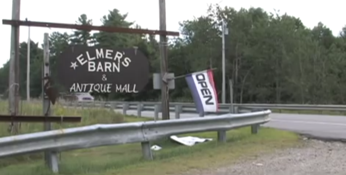 8. Elmer's Barn of Junk and Dead Things, Coopers Mills