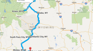 This Haunting Road Trip Through Wyoming Ghost Towns Is One You Won't Forget
