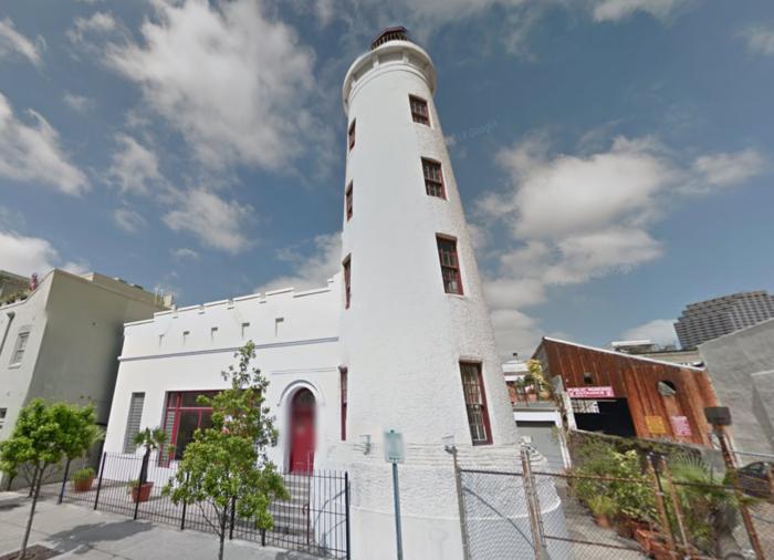 3) Lighthouse Building, 743 Camp St.