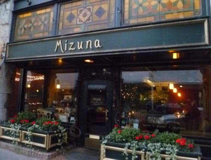 8. Mizuna Restaurant & Wine Bar, Spokane