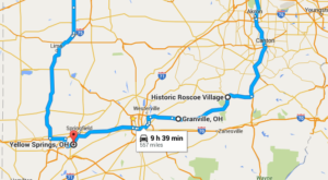Take This Road Trip Through Ohio's Most Picturesque Small Towns For An Unforgettable Experience