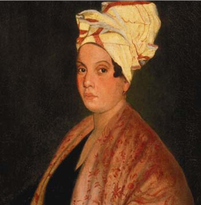 4) Marie Laveau