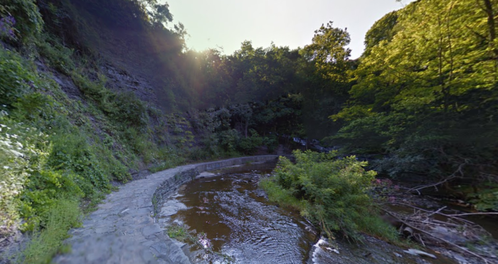 Somehow not convinced that you should visit this magical place? Take a test drive and view the trail on Google Street View!