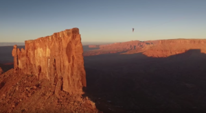 What This Guy Did In Utah's Desert Will Drop Your Jaw And Leave You Speechless