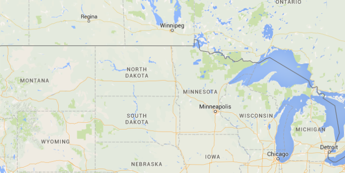 1. We are the northernmost state in the lower 48.