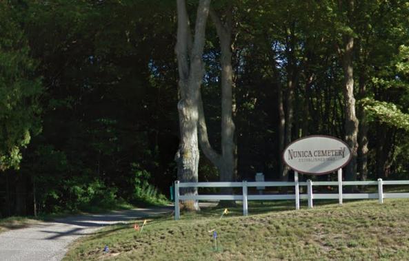 1. Nunica Cemetery (Crockery Township)