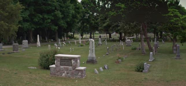 8. Union-Udell Cemetery  (Ypsilanti)