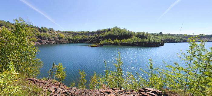 8. Hill Annex Mine Lake