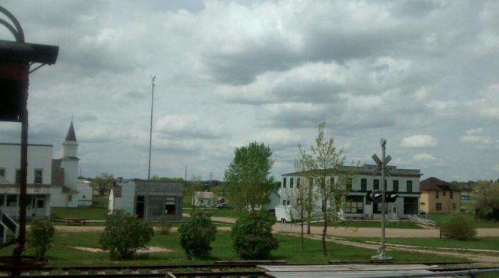 1. Buckstop Junction - Bismarck