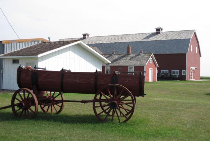 5. Bagg Bonanza Farm - Mooreton