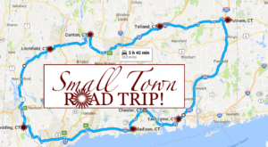 Take This Road Trip Through Connecticut's Most Charming Small Towns For An Amazing Experience