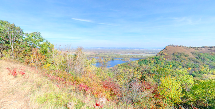 4. King's Bluff Overlook
