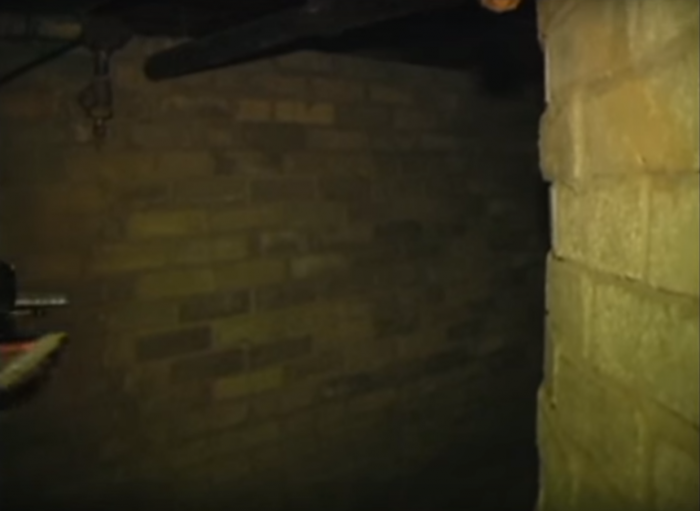 Most people have no idea that a prohibition-era smuggling tunnel exists beneath the property.
