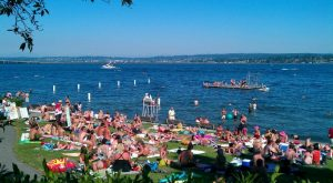 10 Of The Best Beaches In Seattle To Visit This Summer
