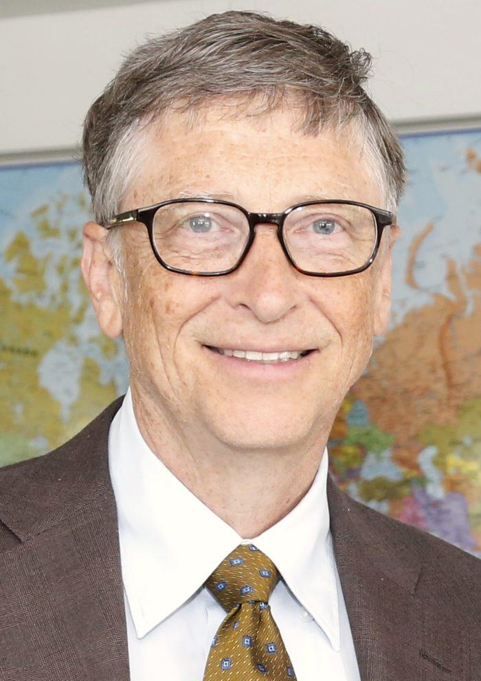 5. Bill Gates