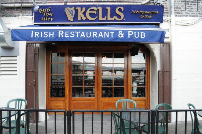 2. Kells Irish Restaurant & Pub, Seattle