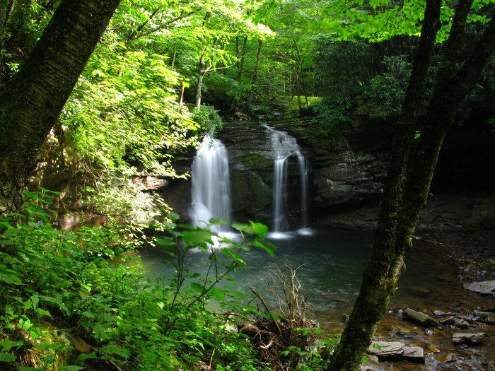 3. Upper Falls of Seneca Creek