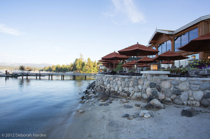 7. Shore Lodge, McCall