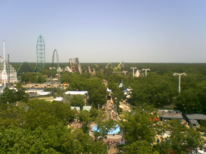 5. Six Flags Great Adventure (New Jersey)