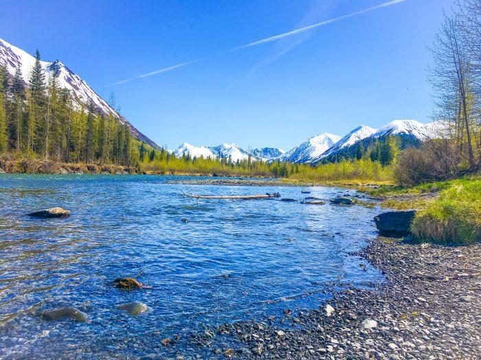 16. Sixmile Creek – Turnagain Pass
