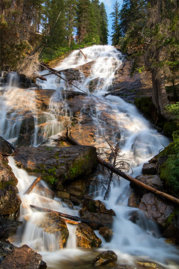 11. Skalkaho Falls