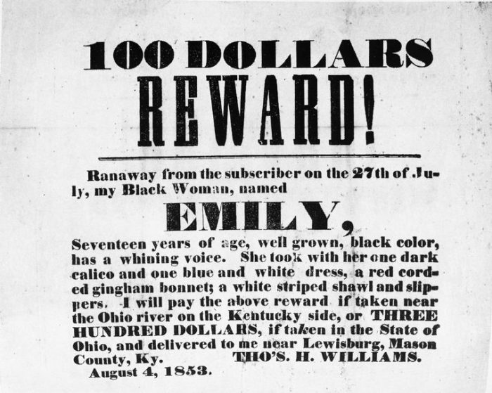Slave trade laws were largely ignored.