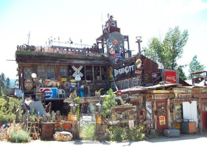 6. The Sluice Box, Idaho City