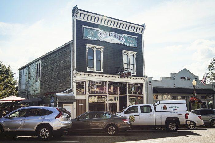3. Oxford Saloon, Snohomish
