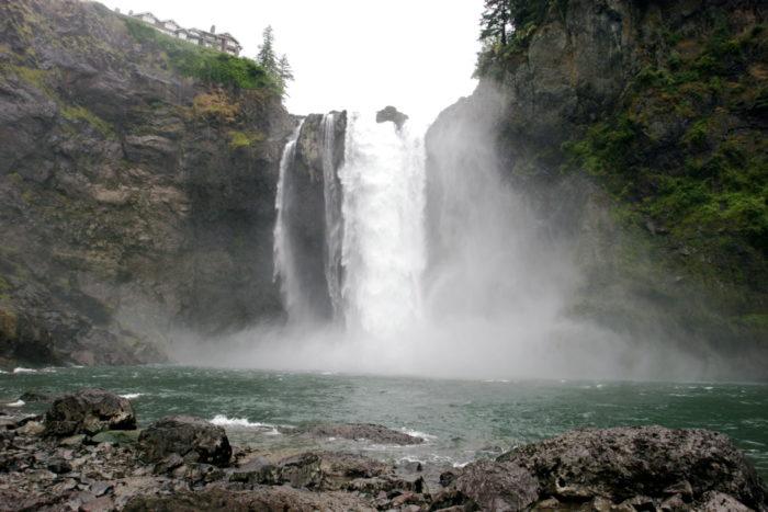 Snoqualmie Falls-708948801