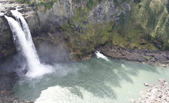 7. Snoqualmie Falls