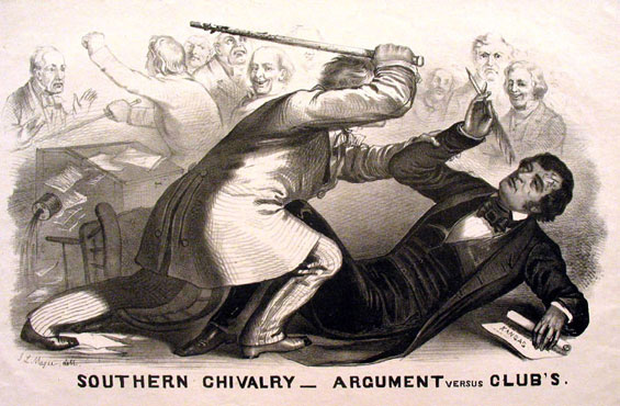 12. Finally, you will never catch us forgetting about Bleeding Kansas...